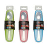 Din Din SMART Stainless Spoon and Fork Set  (Multiple Colors)