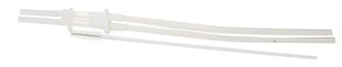 Nursin' SMART 9 oz Medical Grade Silicone Straw Set