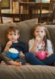 Din Din Smart Stainless Dinner Bowl - Blue