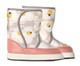 Toddler Padded Boots / Peach Blossom / (L) Size 7.5