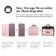 Dono & Dono Reversible Air Mesh Nap Mat