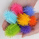 Spike Silicone Fidget Tactile Pencil Topper (Party Pack 8 Count)(Assorted Colors)