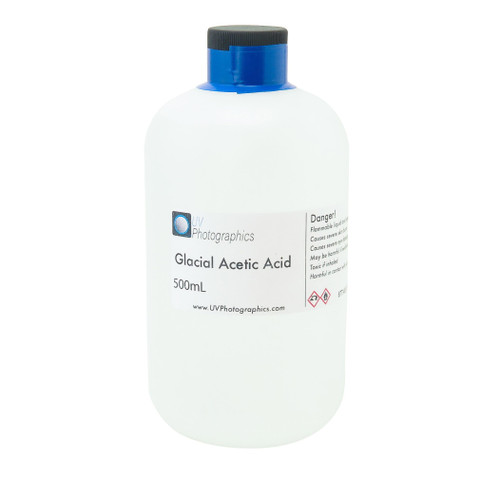glacial acetic acid for wet plate collodion photography