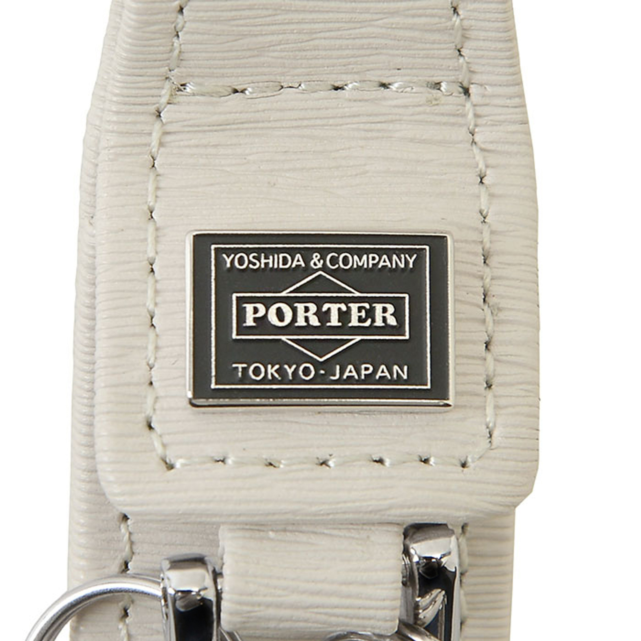 NEW YOSHIDA PORTER CURRENT KEY HOLDER 052-02217 Black With tracking From Japan