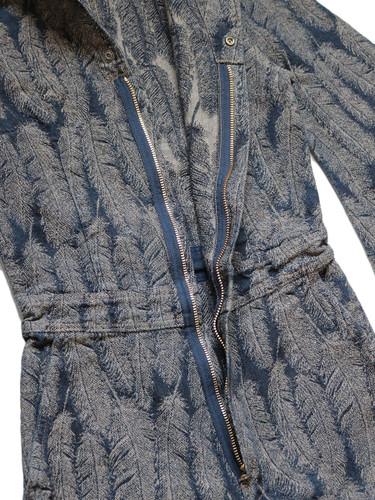 Picture No.5 of KAPITAL 12Oz Feather Denim Jumpsuit KR2002OP01