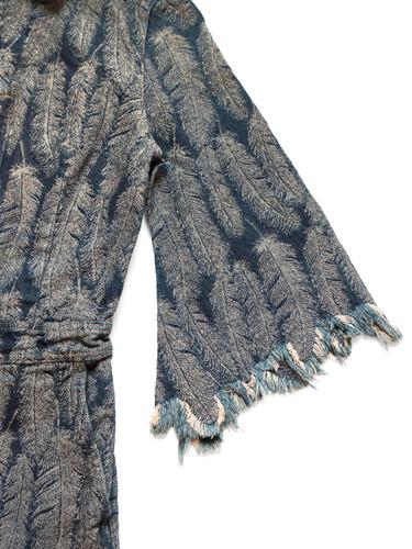 Picture No.7 of KAPITAL 12Oz Feather Denim Jumpsuit KR2002OP01