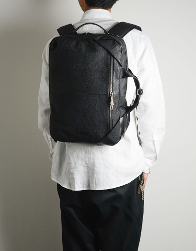 Picture No.7 of master-piece Brain Leather 2WAY Bag 02240