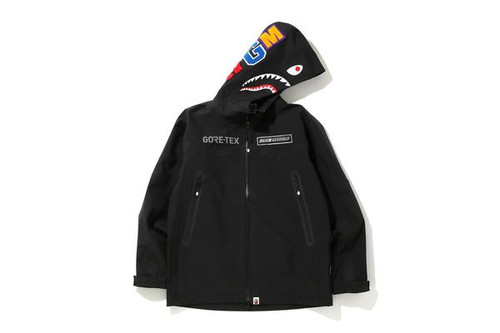 Picture No.1 of BAPE GORE-TEX SHARK HOODIE JACKET 1G20-141-005