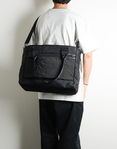 Picture No.6 of master-piece master-piece x REBIRTH PROJECT COLLABORATION SERIES 2WAY Tote Bag 02011-rp