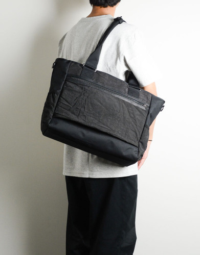 Picture No.7 of master-piece master-piece x REBIRTH PROJECT COLLABORATION SERIES 2WAY Tote Bag 02011-rp