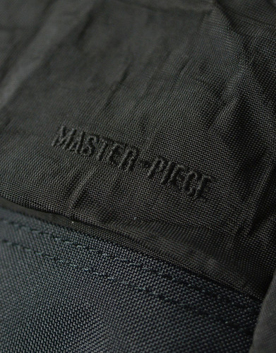 Picture No.17 of master-piece master-piece x REBIRTH PROJECT COLLABORATION SERIES 2WAY Tote Bag 02011-rp