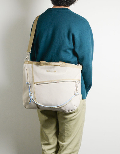 Picture No.13 of master-piece KNIT 2WAY Tote Bag 02281