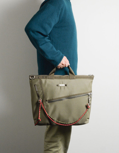 Picture No.21 of master-piece KNIT 2WAY Tote Bag 02281