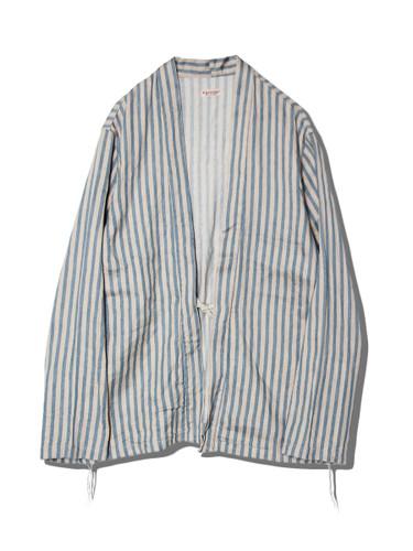 Picture No.1 of KAPITAL Linen Bruce Hickory KAKASHI Shirt K1904LS098EK-921