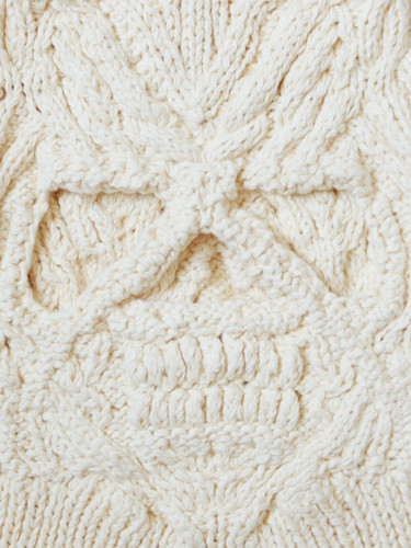 Picture No.6 of KAPITAL Cotton Hand Knit SKULL Beanie K2005KN543