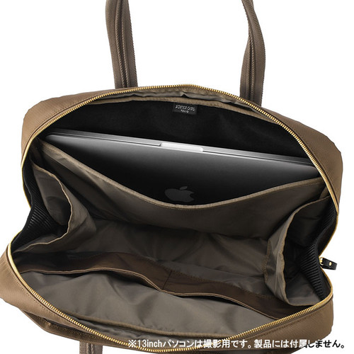 Picture No.34 of Porter Girl PORTER GIRL SHEA BRIEF TOTE BAG 871-05178