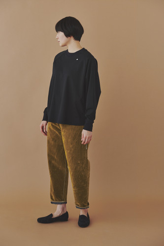 Picture No.1 of minä perhonen tanssi Cut and Sew Pullover 2020-21 a / w YA8487