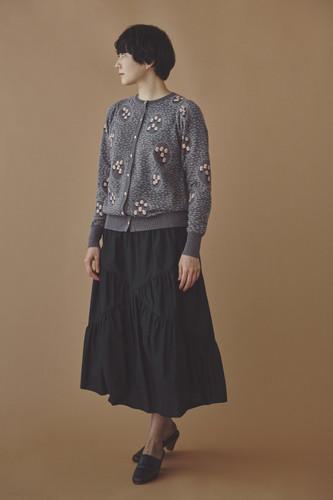 Picture No.1 of minä perhonen ballade Knit Cardigan XA8447