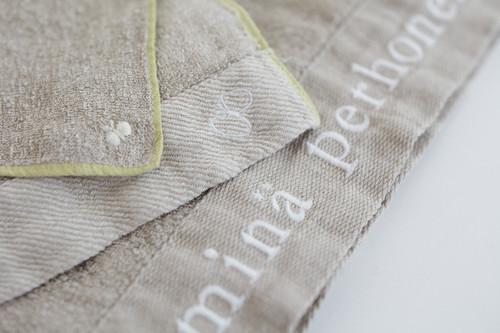 Picture No.4 of minä perhonen liina Linen Towel TL7658