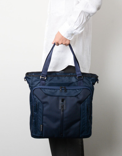 Picture No.16 of master-piece time 2WAY Tote Bag 02474