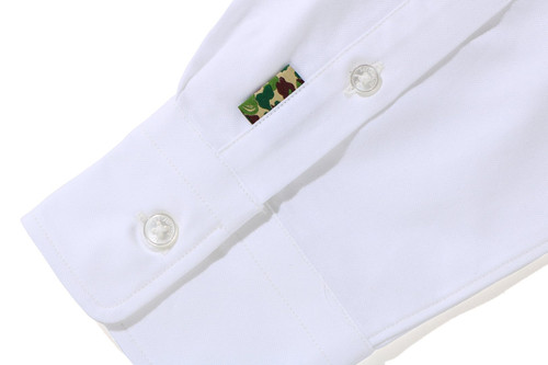 Picture No.7 of BAPE MR EMBROIDERY BD SHIRT 7F80-131-007