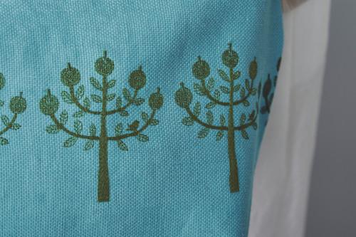 Picture No.2 of minä perhonen ringo Panini Bag TSUZUKU YS9894