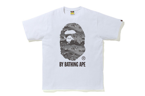 Picture No.3 of BAPE DESERT CAMO BY BATHING APE RELAXE FIT TEE 1H30-110-039