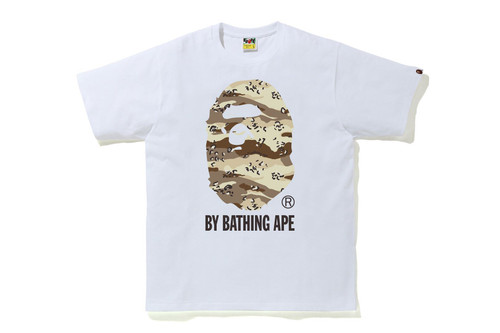 Picture No.4 of BAPE DESERT CAMO BY BATHING APE RELAXE FIT TEE 1H30-110-039