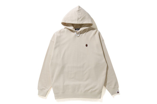 Picture No.1 of BAPE BY BATHING OVERSIZED PULLOVER HOODIE 1H30-214-503