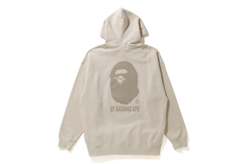 Picture No.2 of BAPE BY BATHING OVERSIZED PULLOVER HOODIE 1H30-214-503