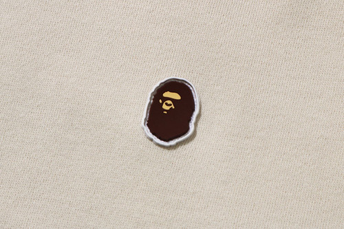 Picture No.3 of BAPE BY BATHING OVERSIZED PULLOVER HOODIE 1H30-214-503