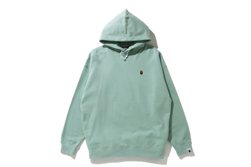 Picture No.4 of BAPE BY BATHING OVERSIZED PULLOVER HOODIE 1H30-214-503