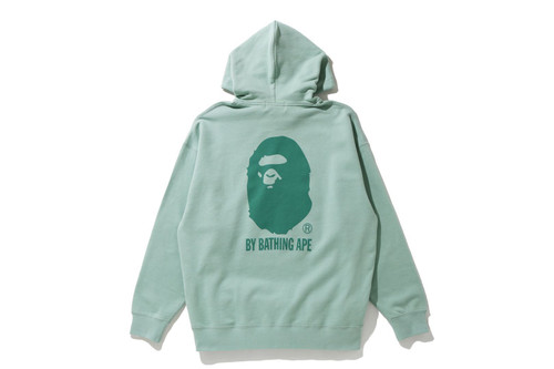 Picture No.5 of BAPE BY BATHING OVERSIZED PULLOVER HOODIE 1H30-214-503