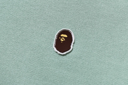 Picture No.6 of BAPE BY BATHING OVERSIZED PULLOVER HOODIE 1H30-214-503