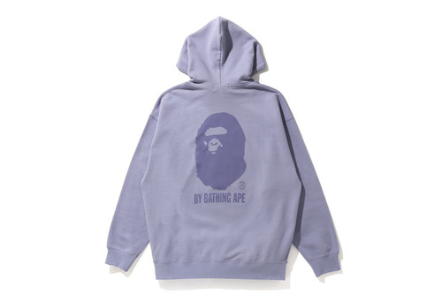 Picture No.8 of BAPE BY BATHING OVERSIZED PULLOVER HOODIE 1H30-214-503