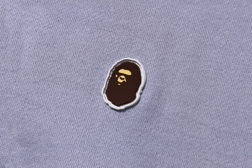 Picture No.9 of BAPE BY BATHING OVERSIZED PULLOVER HOODIE 1H30-214-503