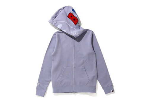 Picture No.8 of BAPE 2ND APE FULL ZIP HOODIE 1H30-215-506