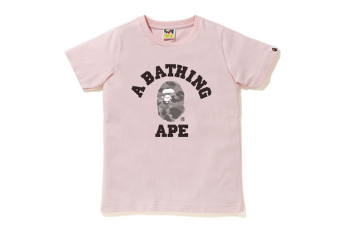 Picture No.3 of BAPE COLOR CAMO COLLEGE TEE 1H30-210-013