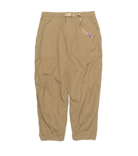 Picture No.2 of THE NORTH FACE PURPLE LABEL THE NORTH FACE PURPLE LABEL Ripstop Wide Cropped Pants NT5064N 5593