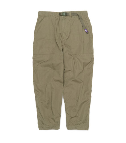 Picture No.3 of THE NORTH FACE PURPLE LABEL THE NORTH FACE PURPLE LABEL Ripstop Wide Cropped Pants NT5064N 5593