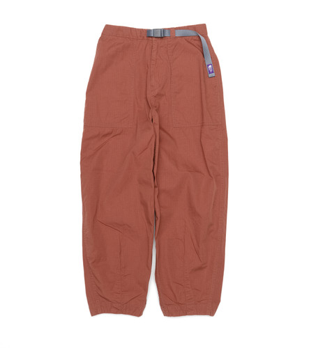Picture No.4 of THE NORTH FACE PURPLE LABEL THE NORTH FACE PURPLE LABEL Ripstop Wide Cropped Pants NT5064N 5593