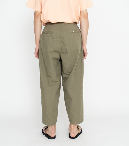 Picture No.8 of THE NORTH FACE PURPLE LABEL THE NORTH FACE PURPLE LABEL Ripstop Wide Cropped Pants NT5064N 5593