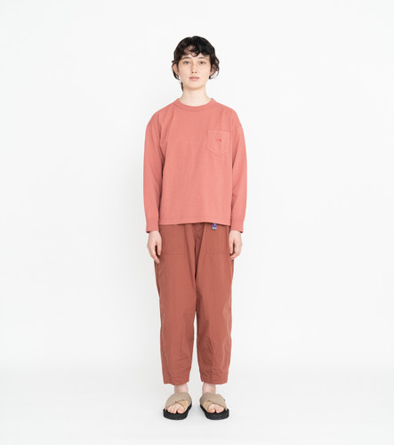 Picture No.10 of THE NORTH FACE PURPLE LABEL THE NORTH FACE PURPLE LABEL Ripstop Wide Cropped Pants NT5064N 5593