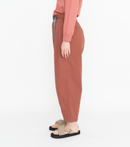 Picture No.12 of THE NORTH FACE PURPLE LABEL THE NORTH FACE PURPLE LABEL Ripstop Wide Cropped Pants NT5064N 5593