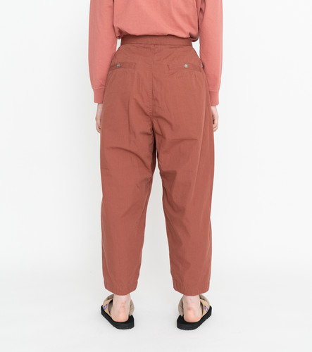 Picture No.13 of THE NORTH FACE PURPLE LABEL THE NORTH FACE PURPLE LABEL Ripstop Wide Cropped Pants NT5064N 5593