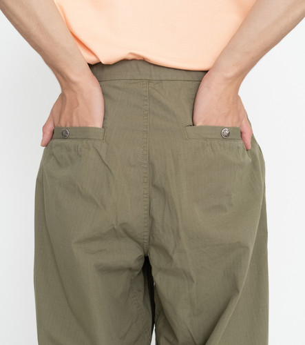 Picture No.14 of THE NORTH FACE PURPLE LABEL THE NORTH FACE PURPLE LABEL Ripstop Wide Cropped Pants NT5064N 5593
