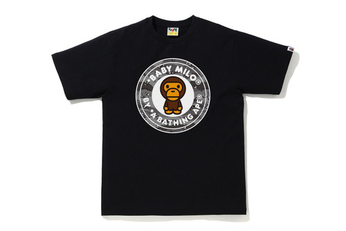 Picture No.1 of BAPE DESERT CAMO MILO BUSY WORKS TEE 2H30-110-011