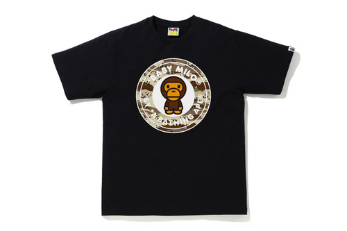 Picture No.2 of BAPE DESERT CAMO MILO BUSY WORKS TEE 2H30-110-011