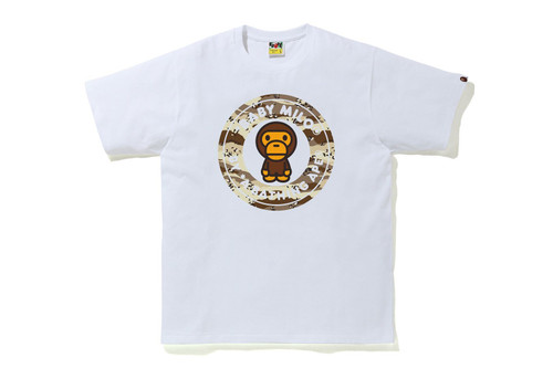 Picture No.4 of BAPE DESERT CAMO MILO BUSY WORKS TEE 2H30-110-011
