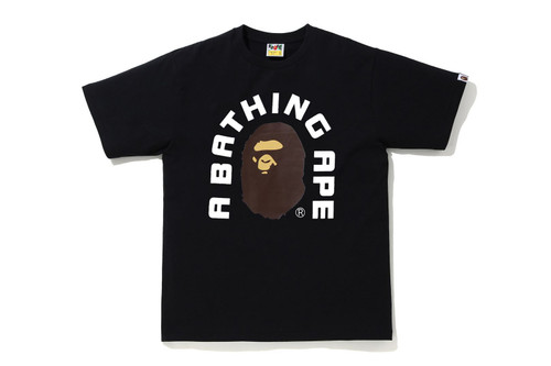 Picture No.1 of BAPE COLLEGE 2020 TEE 1H20-110-011